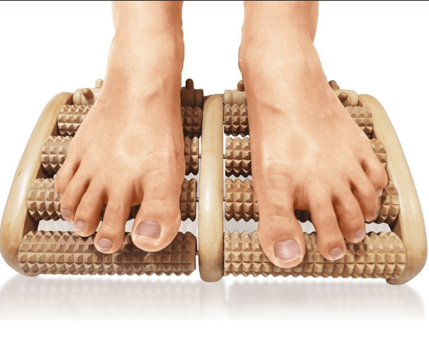 How long should you use a foot massager?